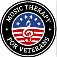 · MUSIC THERAPY · FOR VETERANS