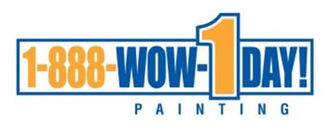1-888-WOW-1DAY! PAINTING