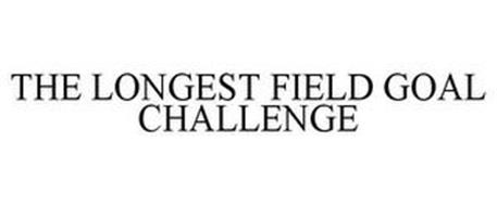 THE LONGEST FIELD GOAL CHALLENGE