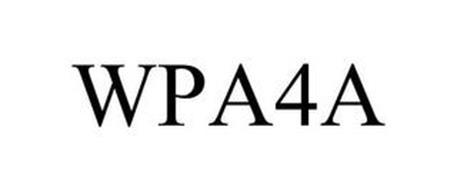 WPA4A