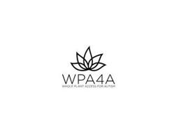 WPA4A WHOLE PLANT ACCESS FOR AUTISM