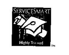 SERVICE SMART HIGHLY TRAINED