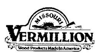 MISSOURI VERMILLION WOOD PRODUCTS MADE IN AMERICA