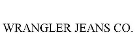 WRANGLER JEANS CO.