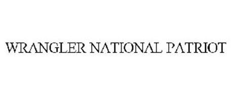 WRANGLER NATIONAL PATRIOT