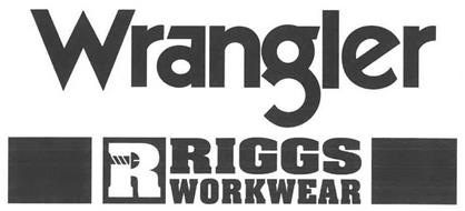 WRANGLER R RIGGS WORKWEAR