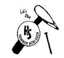 LET'S PLAY HAMMER-SCHLAGEN HS