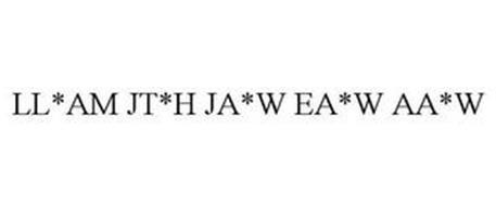 LL*AM JT*H JA*W EA*W AA*W