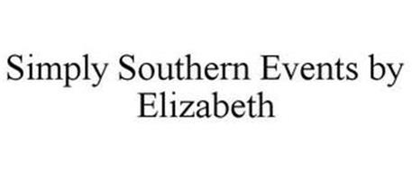 SIMPLY SOUTHERN EVENTS BY ELIZABETH