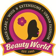 BEAUTY WORLD HAIR CARE + WIGS & EXTENSIONS + URBAN FASHION EST. 1985