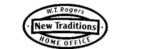 W.T. ROGERS-NEW TRADITIONS-HOME OFFICE