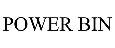 POWER BIN