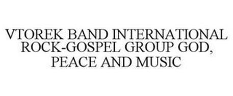 VTOREK BAND INTERNATIONAL ROCK-GOSPEL GROUP GOD, PEACE AND MUSIC