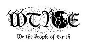 WTPOE WE THE PEOPLE OF EARTH