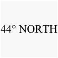 44° NORTH