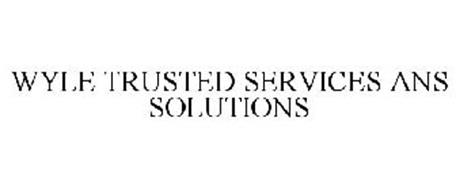 WYLE TRUSTED SERVICES AND SOLUTIONS