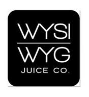 WYSIWYG JUICE CO.