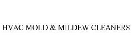 HVAC MOLD & MILDEW CLEANERS