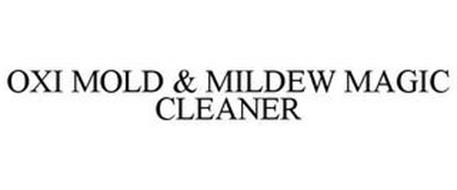OXI MOLD & MILDEW MAGIC CLEANER
