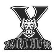 X XAIKO CIDER