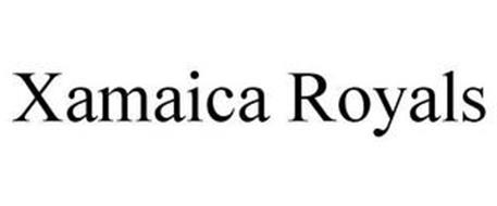 XAMAICA ROYALS