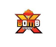 BOMB ENERGY X