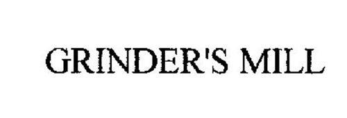 GRINDER'S MILL
