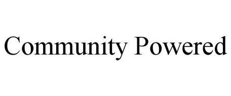 COMMUNITY POWERED