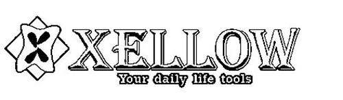XELLOW YOUR DAILY LIFE TOOLS