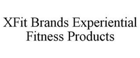 XFIT BRANDS EXPERIENTIAL FITNESS PRODUCTS
