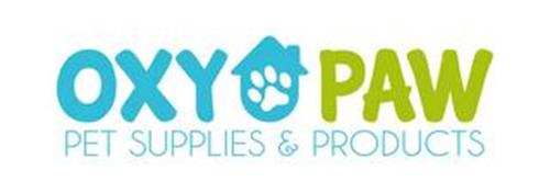 OXYPAW PET SUPPLIES & PRODUCTS