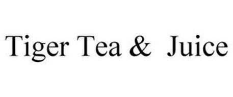TIGER TEA & JUICE