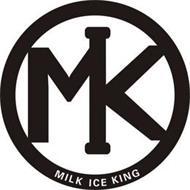 MK MIK MILK ICE KING