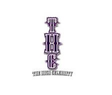 THC THE HIGH CELEBRITY