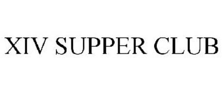XIV SUPPER CLUB