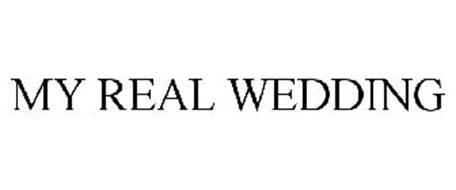 MY REAL WEDDING