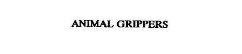 ANIMAL GRIPPERS