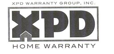 XPD WARRANTY GROUP, INC. XPD HOME WARRANTY