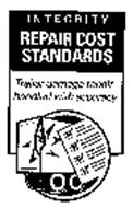 INTEGRITY REPAIR COST STANDARDS TRAILER DAMAGE REPAIR HANDLED WITH ACCURACY