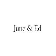 JUNE & ED