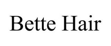 BETTE HAIR