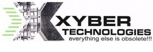 XYBER TECHNOLOGIES EVERYTHING ELSE IS OBSOLETE!!!
