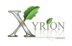 XYRION CORPORATION