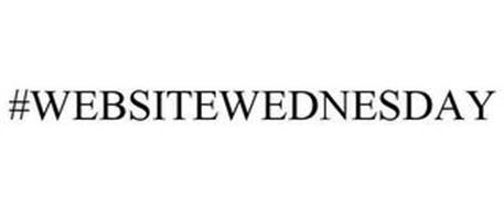 #WEBSITEWEDNESDAY