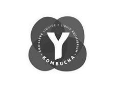 Y KOMBUCHA - ÉQUILIBRE LIQUIDE - LIQUIDEQUILIBRIUM