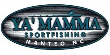 Ya 39 mamma sportfishing manteo nc trademark of ya 39 mamma for Renew nc fishing license