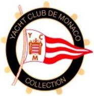 YCM YACHT CLUB DE MONACO COLLECTION