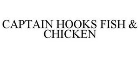 CAPTAIN HOOKS FISH & CHICKEN