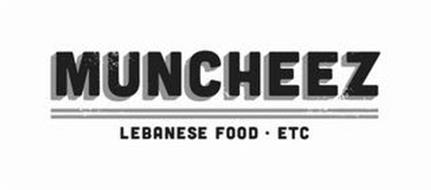 MUNCHEEZ LEBANESE FOOD · ETC