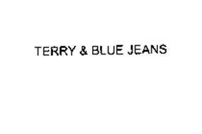 TERRY & BLUE JEANS